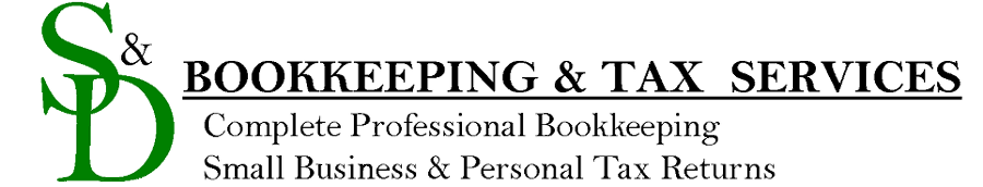 S&D Bookkeeping & Tax Services, LLC